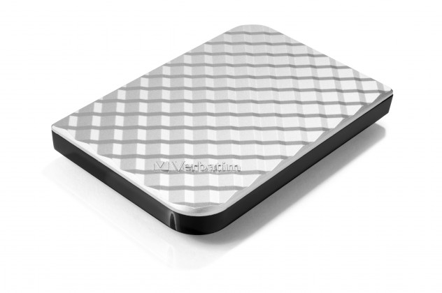 Externí HDD disky HDD disk 1TB Verbatim 53197