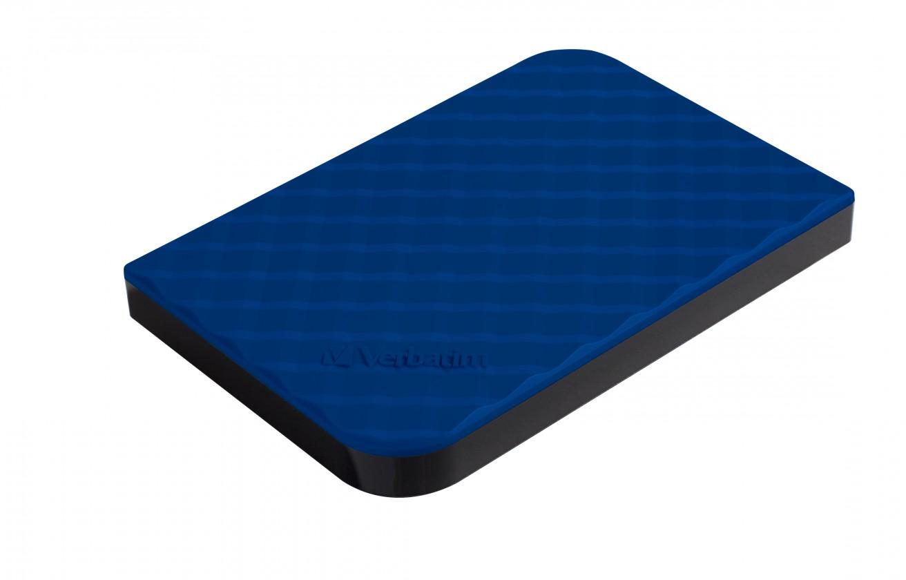 "Externí HDD disky Verbatim Store'n'Go GEN2,1TB/Externí/USB 3.0/2,5""/Blue 53200"