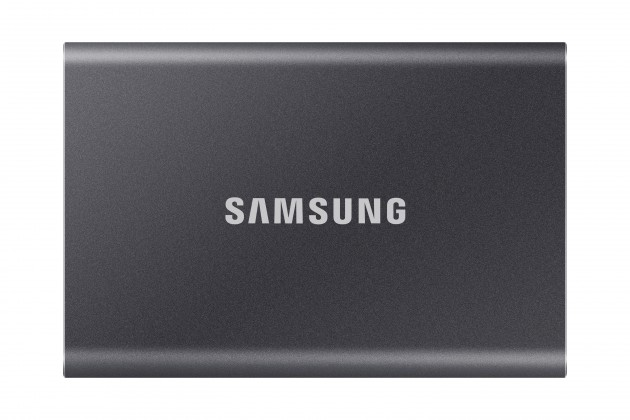 Externí SSD disk Samsung - 500 GB - černý