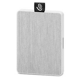 Externí SSD disk Seagate Expansion, 1 TB, bílá