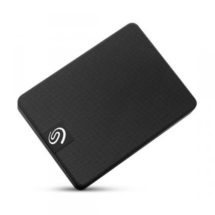 Externí SSD disk Seagate Expansion 500 GB, černá
