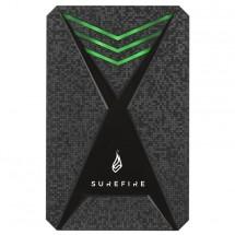 Externí SSD disk Surefire GX3 Gaming, USB 3.2 Gen 1, 1TB, černý