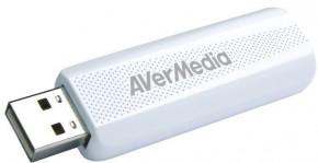 Externí USB tuner AVerMedia (61TD3100A0AC)