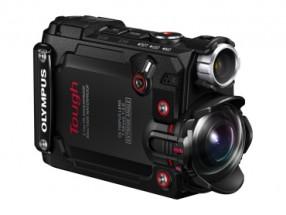 Extrémní akční kamera Olympus TG-TRACKER EXTREME, černá