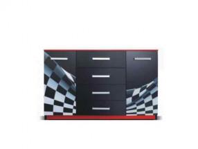 F1 carbon - Komoda (F1 carbon)