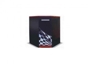 F1 carbon - Komoda rohová (F1 carbon)