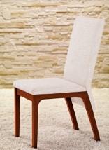 Fabrizio - Jídelní židle (třešeň, krémová)