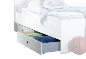 Filou - Úložný prostor pod postel (alpská bílá)