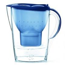 Filtrační konvice Brita Marella, modrá, 2,4l