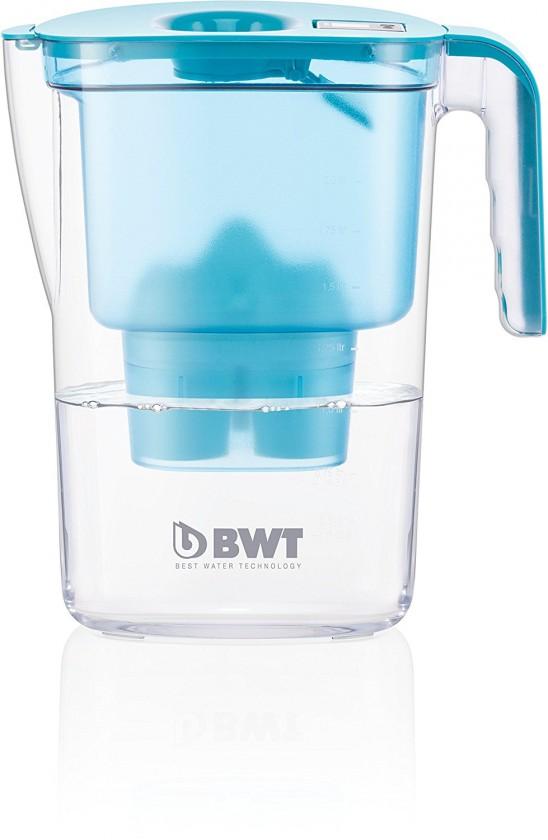 Filtrační konvice, filtry BWT konvice VIDA modrá petrol 2.6l