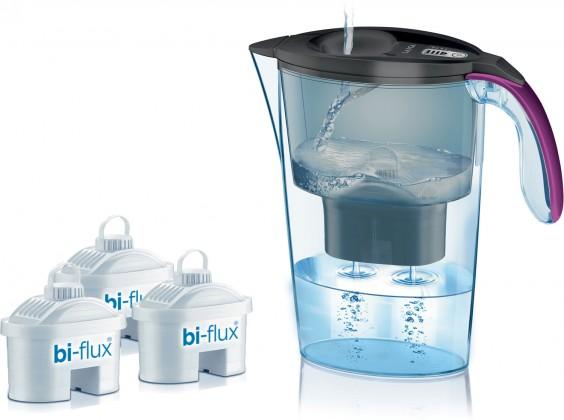 Filtrační konvice, filtry Filtrační konvice Laica Light Graffiti J9067A1 + 3 filtry