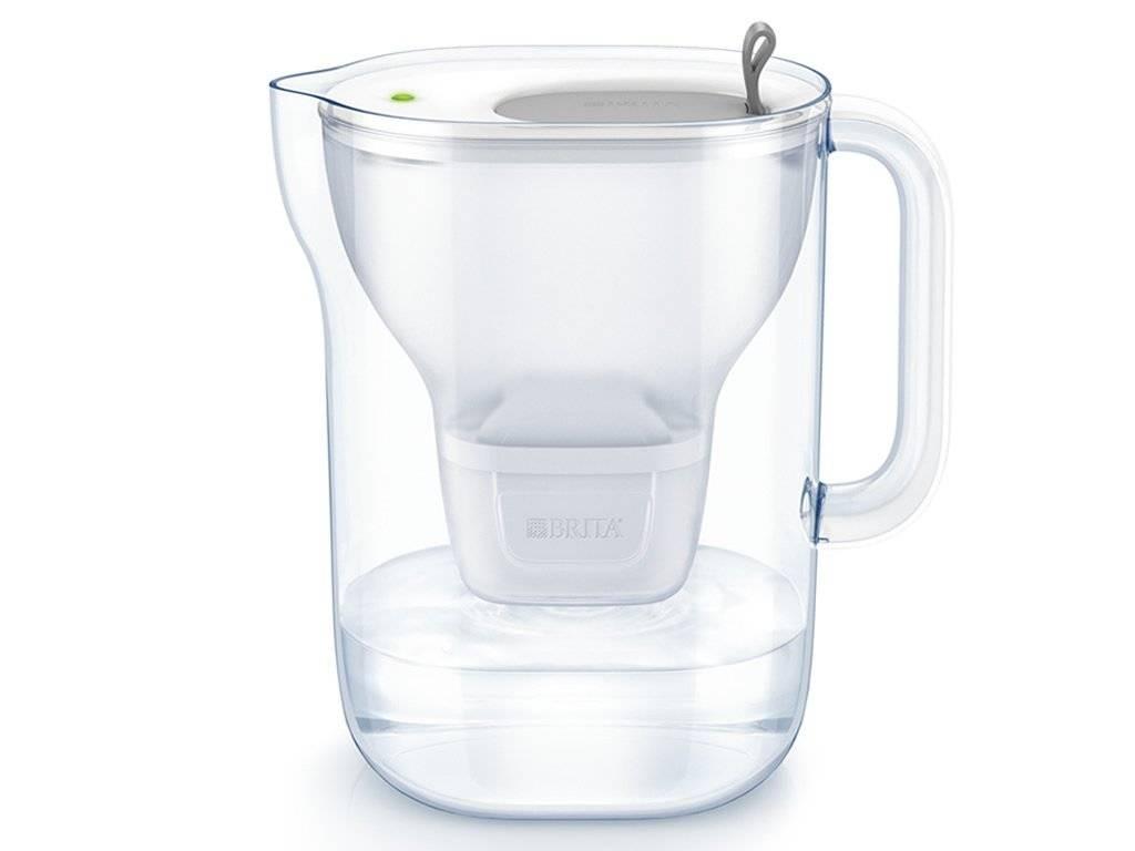 Filtrační konvice, filtry Filtrační konvice Style Brita 1039278, šedá