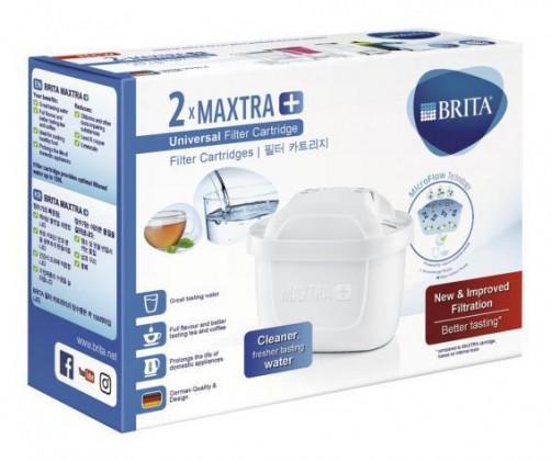 Filtrační konvice, filtry Náhradní filtry do filtrační konvice Brita Maxtra Plus, 2ks