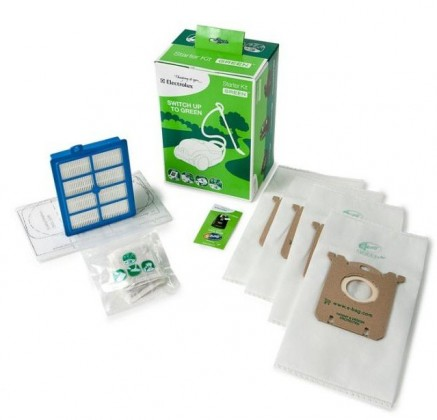 Filtry ELECTROLUX UltraSilencer H12 Green, 4ks