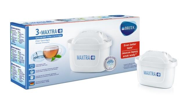 Filtry Náhradní filtry do filtrační konvice Brita Maxtra+, 3ks