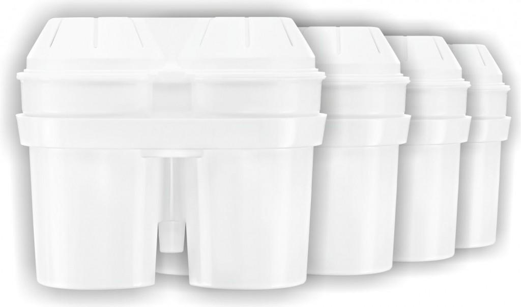Filtry Náhradní vodní filtry Maxxo, 3+1