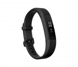Fitbit Alta HR Black Gunmetal (vel. L)   Fitness náramek