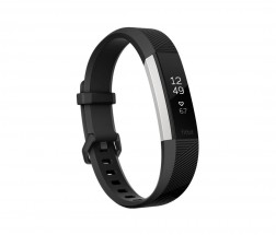 Fitbit Alta HR Black (vel. L)   Fitness náramek