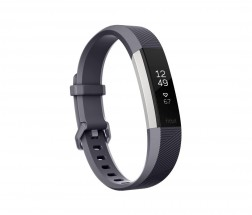 Fitbit Alta HR Blue Gray (vel. L)   Fitness náramek