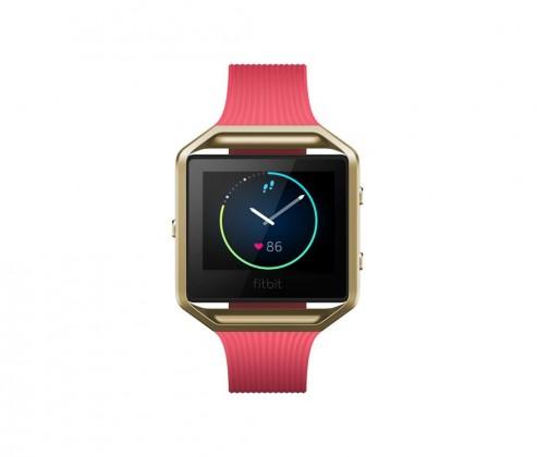 Fitbit Blaze Small, pink