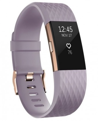 Fitbit Charge 2 S, rose gold
