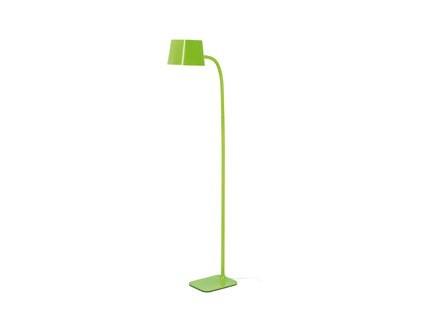 Flexi - Podlahová lampa (zelená)