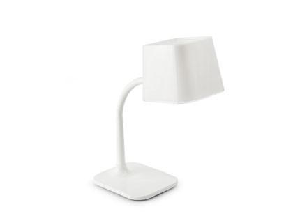 Flexi - Stolní lampa (bílá)