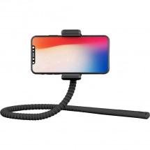 Flexibilní selfie tyč Zbam GEKKOSTICK, multifunkční, černá