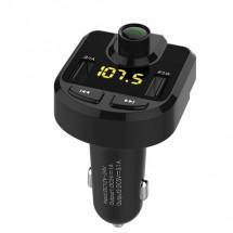 FM Transmitter MKF-BT36, bluetooth, 5V/3,1A