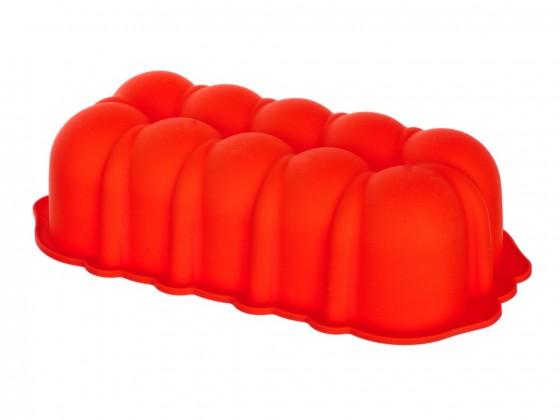 Forma na chléb Banquet Culinaria Red, silikonová, 33cm