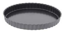 Forma na koláč de Buyer 470632, kulatá s odnímatelným dnem, 32cm