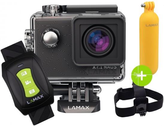 Foto, kamery ZLEVNĚN LAMAX X7.1 Naos POUŽITÉ, NEOPOTŘEBENÉ ZBOŽÍ