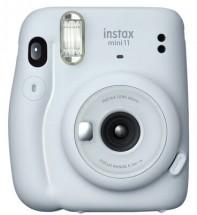 Fotoaparát Fujifilm Instax Mini 11, bílá + fotopapír 10ks