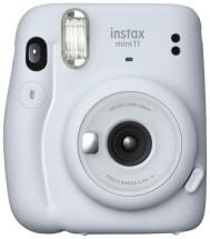 Fotoaparát Fujifilm Instax Mini 11, bílá + Small bundle