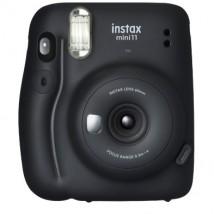 Fotoaparát Fujifilm Instax Mini 11, černá + ZDARMA Fotopapír 10ks