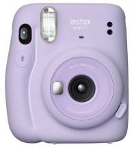 Fotoaparát Fujifilm Instax Mini 11, fialová + fotopapír 10ks