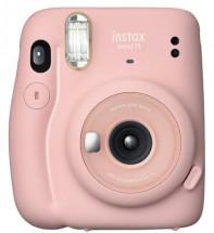 Fotoaparát Fujifilm Instax Mini 11, růžová + fotopapír 10ks