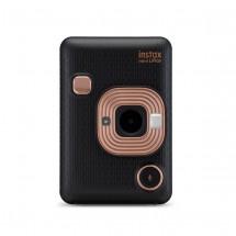Fotoaparát Fujifilm Instax Mini LiPlay, černá + ZDARMA Fotopapír 10ks