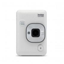 Fotoaparát Fujifilm Instax Mini LiPlay EX D, bílá