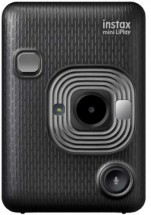 Fotoaparát Fujifilm Instax Mini Liplay, tmavě šedá POUŽITÉ, NEOPO