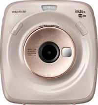 Fotoaparát Fujifilm Instax Square SQ20, béžová