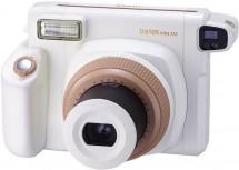 Fotoaparát Fujifilm Instax Wide 300, bílá POUŽITÉ, NEOPOTŘEBENÉ Z