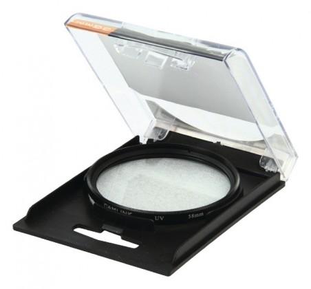 Fotografické filtry Camlink UV filtr 58 mm