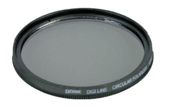 Fotografické filtry Doerr Polarizační filtr C-PL DigiLine - 58 mm