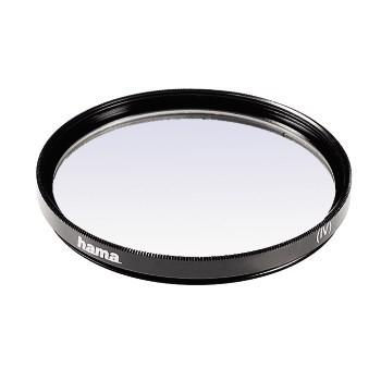 Fotografické filtry Hama filtr UV 0-HAZE, 37,0 mm 70037
