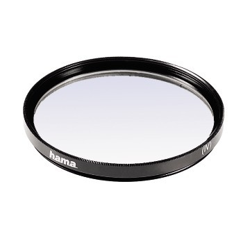 Fotografické filtry Hama filtr UV 0-HAZE, 49,0 mm 70049