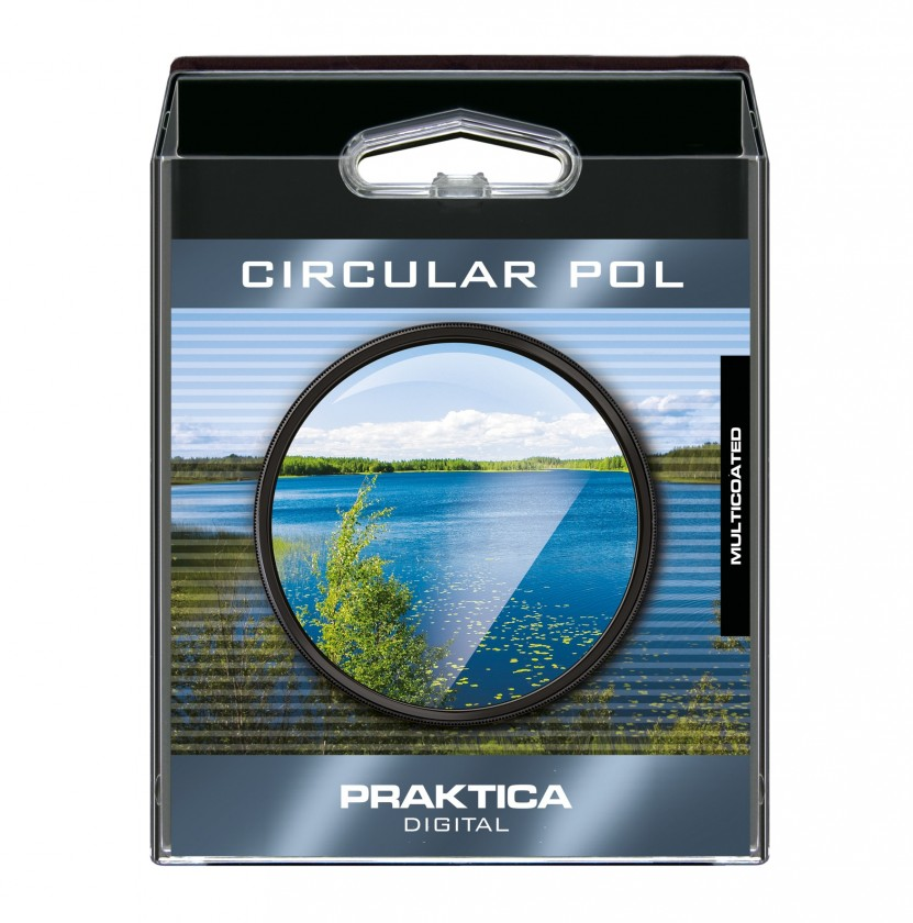Fotografické filtry PRAKTICA PL-C MC 72 mm