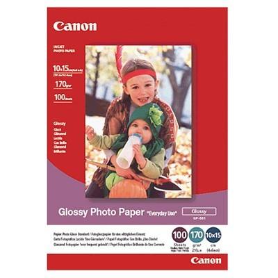 Fotopapír Canon PAPER GP-501 10x15cm 100ks (GP501)