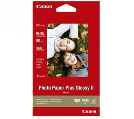 Fotopapír Canon PAPER PP-201 10x15cm 50ks (PP201)
