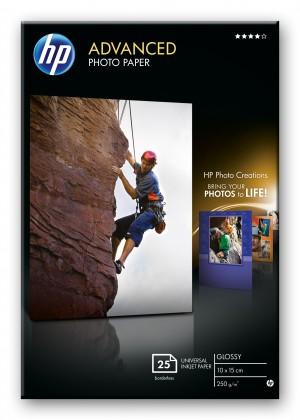 Fotopapír HP Advanced Photo Paper Glossy 10 x 15cm (Q8691A)